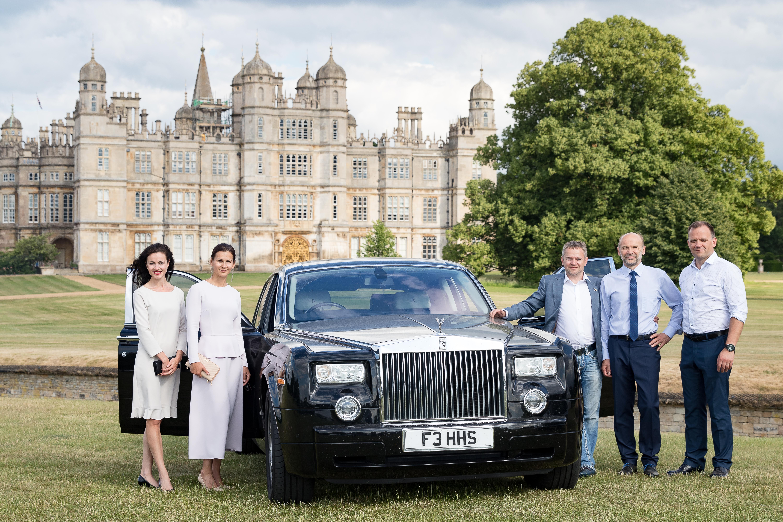 Estelon Launches Super Luxury Rolls Royce Inspired Speakers Estelon
